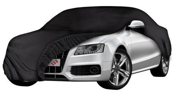 Bâche pour voiture d'intérieur Soft size 3 noir