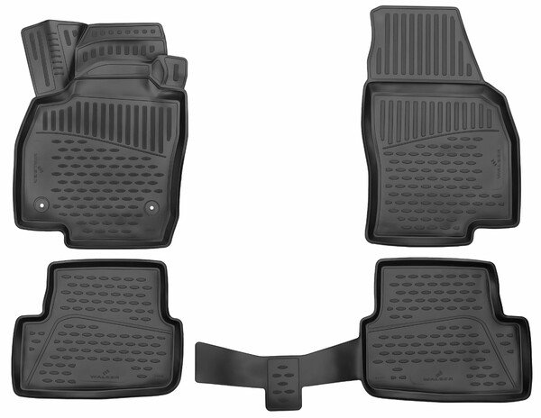 XTR rubber mats for Seat Arona year 07/2017 - Today