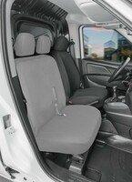 Autoschonbezug Transporter aus Stoff für Ford Transit Connect, Einzelsitz Fahrer