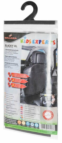 Car seat backrest protection Blacky XL