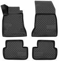 XTR rubber mats for Mercedes-Benz B-Klasse (W246) year 2011 - 2018