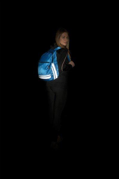 Faltbarer Rucksack blau