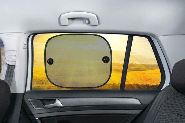 Schattenspender PKW Seitenfenster, Doppelpack, 44 x 36 cm