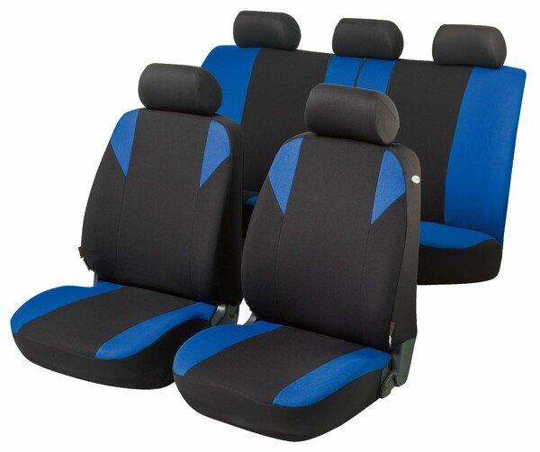 Autositzbezug Zola Predosa blau