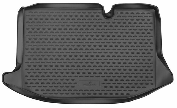 XTR boot liner for Ford Fiesta VI hatchback model year 06/2008 - to date