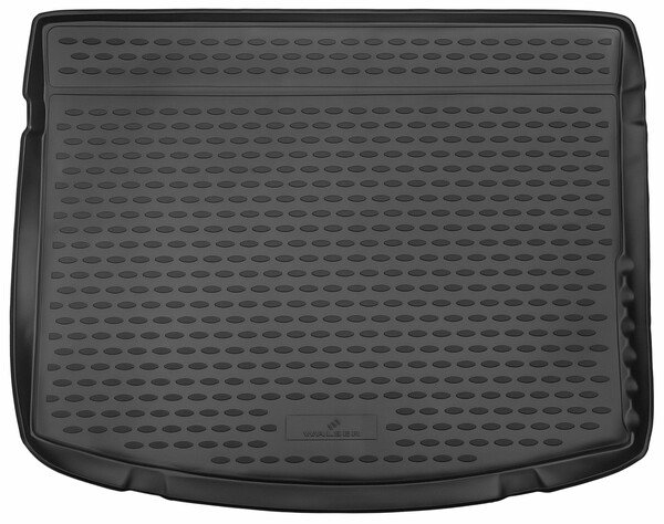 Trunk mat XTR for Toyota Auris (E18) year of construction 2012 to 2019