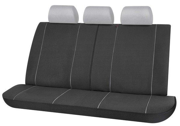Housses de sièges Modulo pour banquette arrière 3 parties