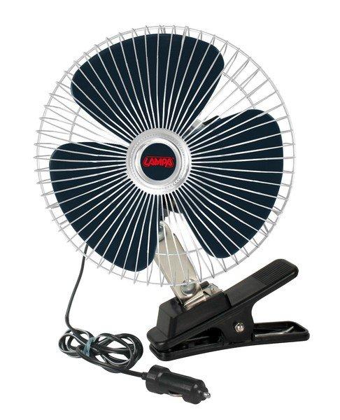 Chrome fan 12V