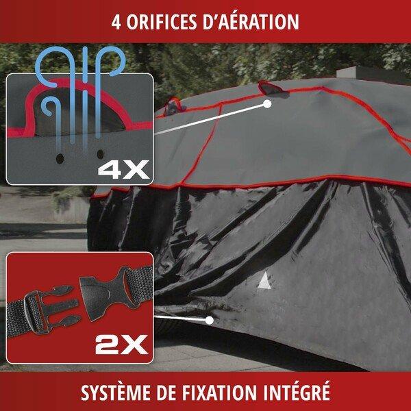 Bâches anti-grêle Premium SUV Hybrid taille M