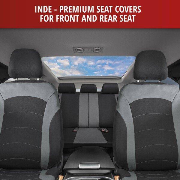 ZIPP IT Premium Inde car Seat covers with zipper system