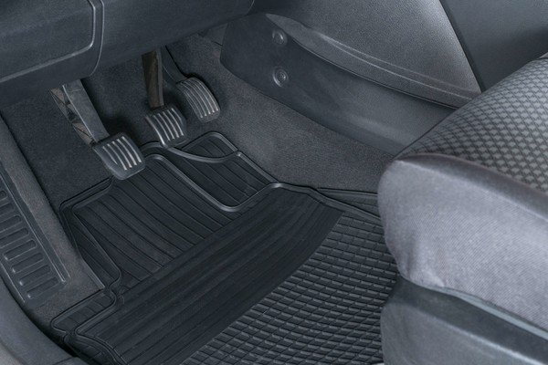 Car Rubber mats Easyfit - 4pcs size 2