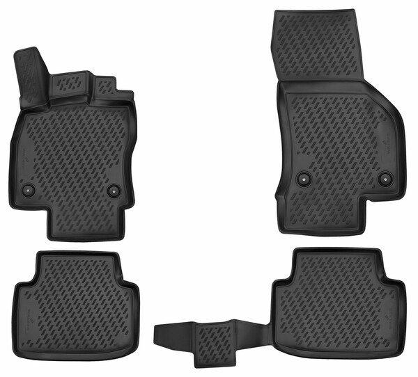 XTR rubber mats for Passat (B8) year 2014 - Today