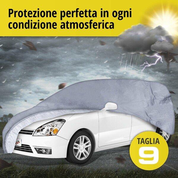 Telone protettivo All Weather Premium size 9 grigio