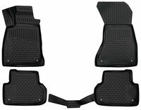 XTR rubber mats for Audi A5 Sportback Allrad year 06/2016 - Today