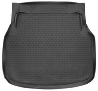 XTR Boot mat for Mercedes Benz C-Klasse (W204) Sedan year 2007 - 2015 with boot side pocket
