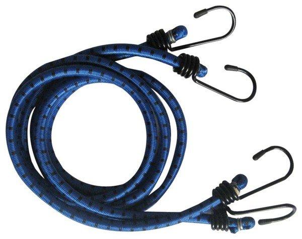 2 pz. tenditore per bagagli 100 cm Blu