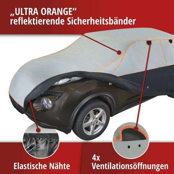 PKW Hagelschutzplane Perma Protect SUV Größe S