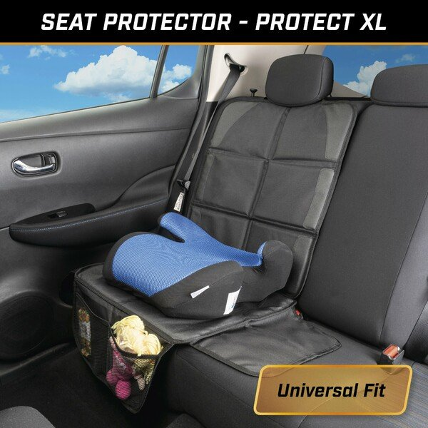 Child seat pad for car back Protect XL 122x47cm