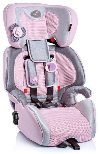 Kindersitz Gio Plus rosa