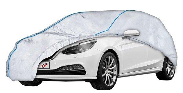 Car tarpaulin Sun Reflect size 4 silver