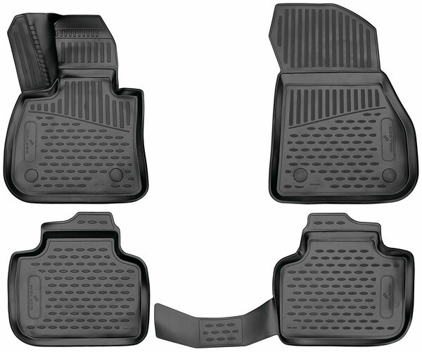 XTR rubber mats for BMW X1 (F48) year 11/2014 - Today