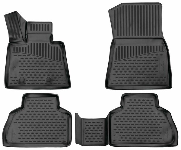 XTR rubber mats for BMW X5 (G05) year 2018 - Today