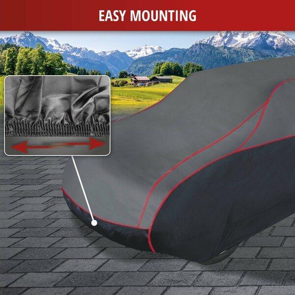 Car hail protection tarpaulin Premium Hybrid SUV size L