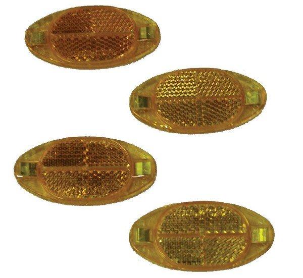 Réflecteurs à rayons 4 pièces