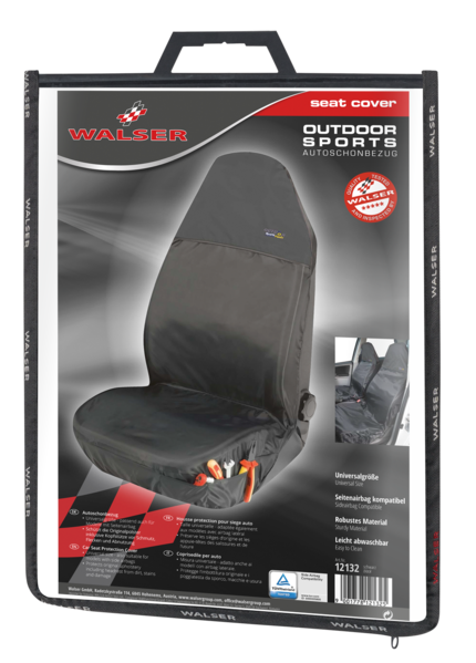 Outdoor Sports Seat cover universal size black
