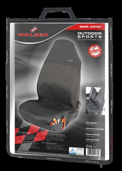 Outdoor Sports Sitzschoner Universalgröße schwarz