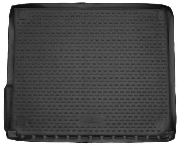 Trunk mat XTR for VW Touareg, dual-zone air conditioning system, year of contruction 2010 until today