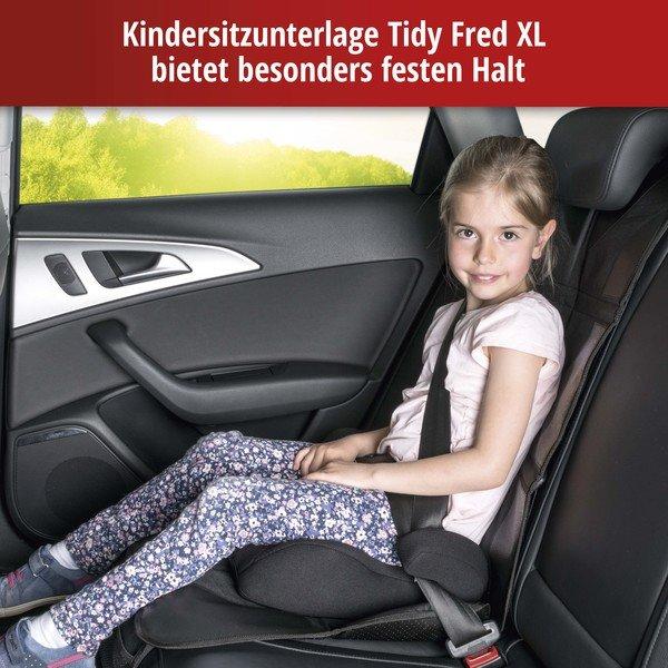 Kindersitzunterlage für PKW Rückbank Tidy Fred XL