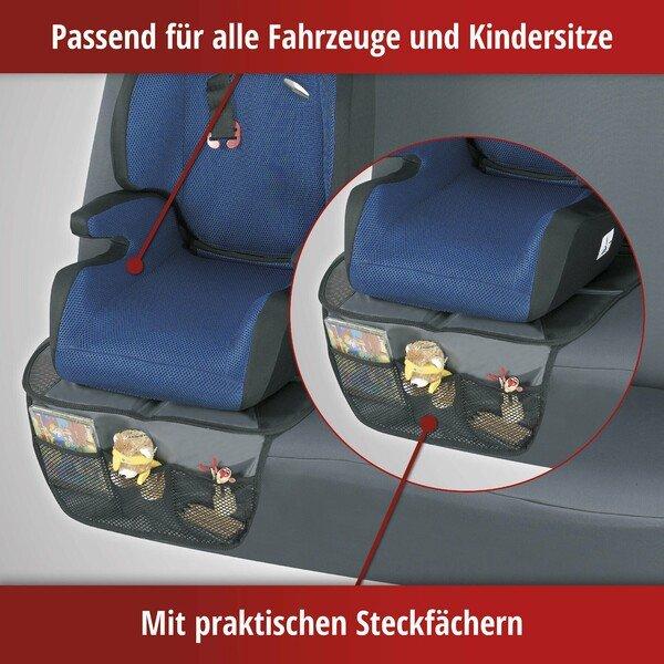 Coussin de siège enfant pour siège arrière de la voiture Tidy Fred