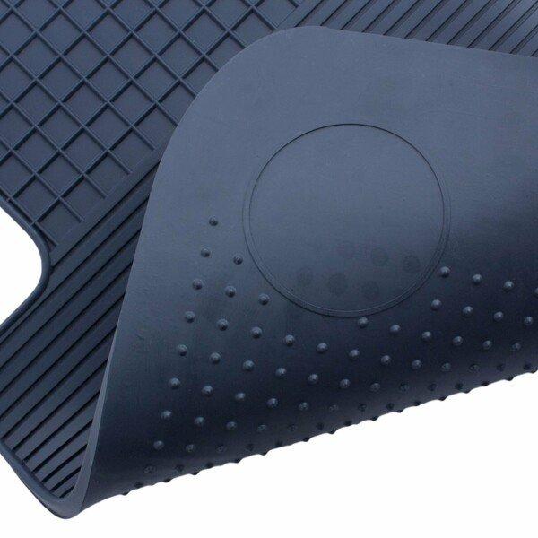 Tappetini in gomma RubberLine su misura per BMW 3 (E90) 02/2004-02/2012