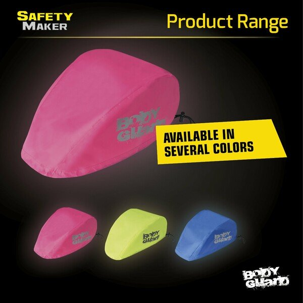 Helmet cover pink