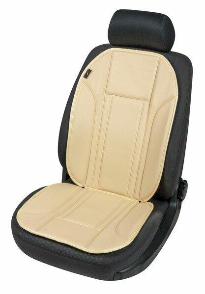 Housses de sièges en simili cuir Ravenna beige