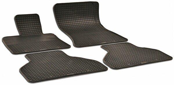 Gummimatten für BMW X5 (E70), BMW X5 (F15) und BMW X6 (F16)