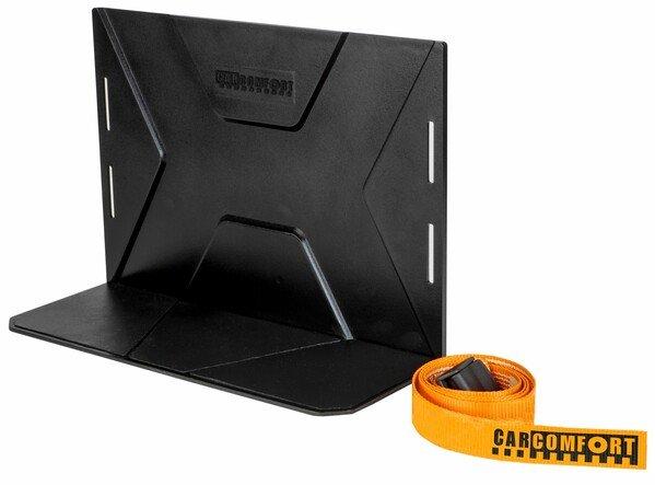 Kofferraum Ordnungshelfer Fast 1x L 1x Band schwarz/ orange