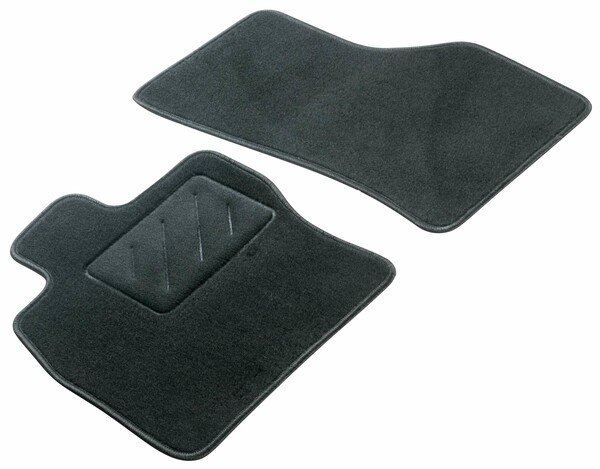 Floor mats for VW T4 (driver's cab) 2 seats with automatic transmission year 1990-1998