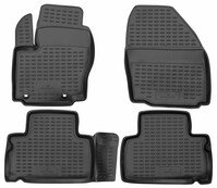 XTR rubber mats for Ford S-MAX (WA6) year 05/2006 - 12/2014