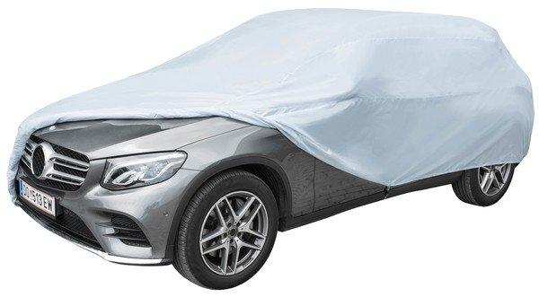 Copertura per auto dimensioni garage completo VAN grigio chiaro