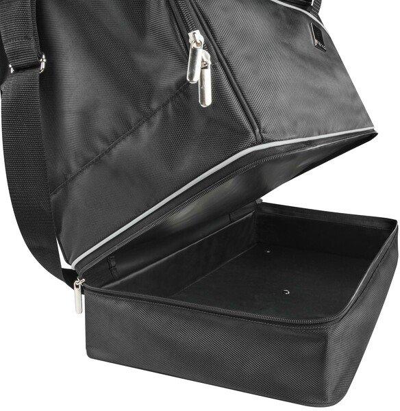 Carbags Sporttasche 35x30x40cm schwarz
