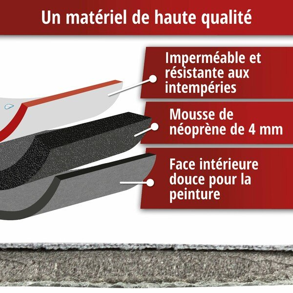 Bâches anti-grêle Perma Protect SUV taille XL