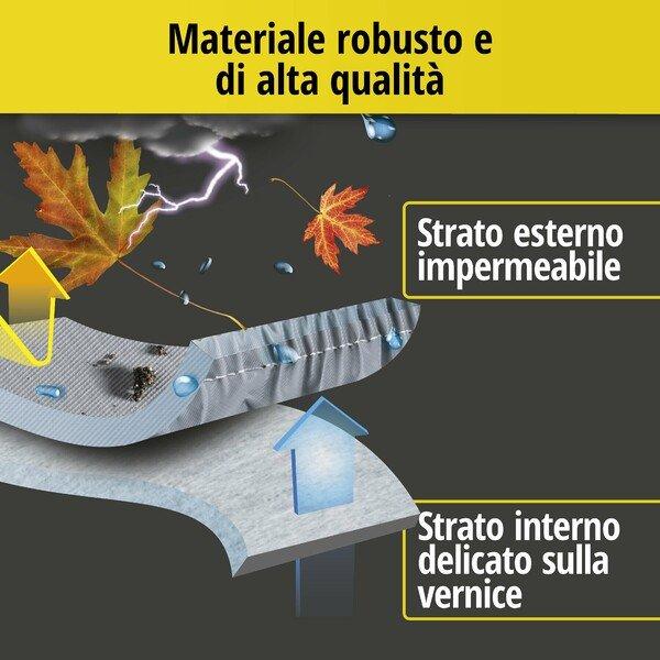 Telone protettivo All Weather Premium size 3 grigio