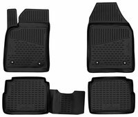 XTR rubber mats for Opel Vectra C Caravan year 10/2003 - 01/2009