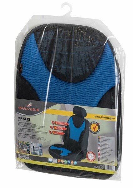 Car Seat cover Grafis blue