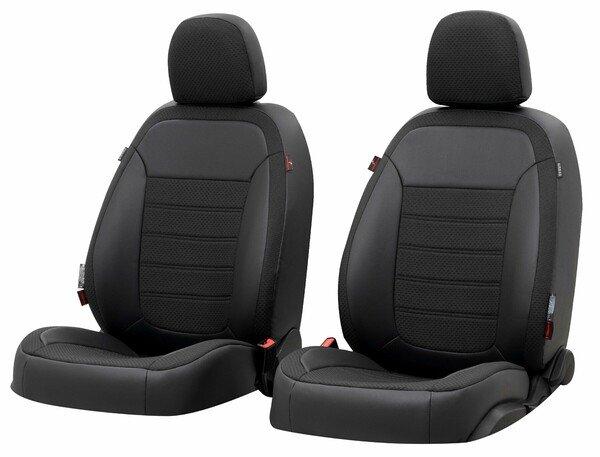 Housse de siège 'Expedit' pour Opel Corsa de 2014 à aujourd'hui - 2 housses de siège pour les sièges normaux