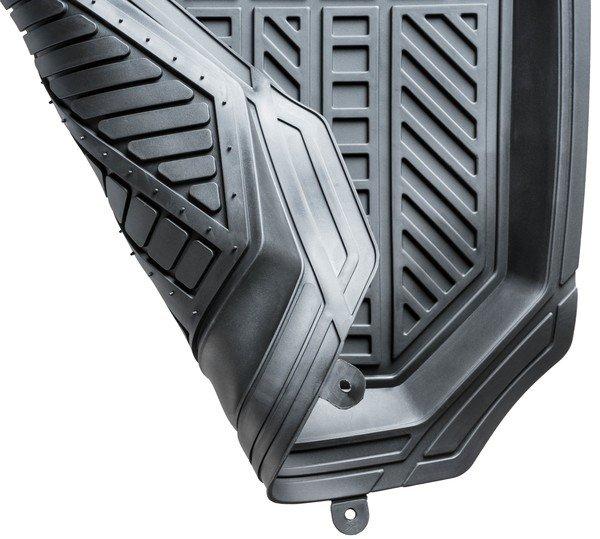 Tapis en caoutchouc Le Protecteur peut être coupé à la taille