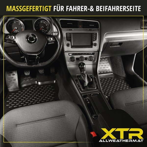 Gummimatten XTR für Mazda 6 Baujahr 2007 - 2013