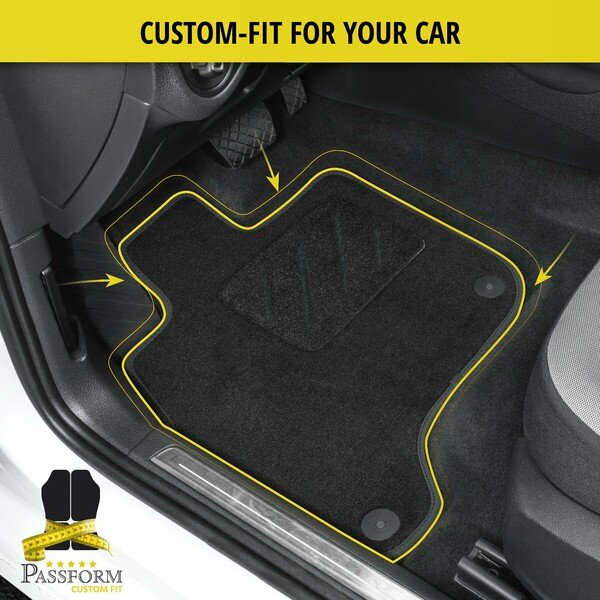 Premium Floor mats for Mini Clubman Year of construction 10/2015 - Today